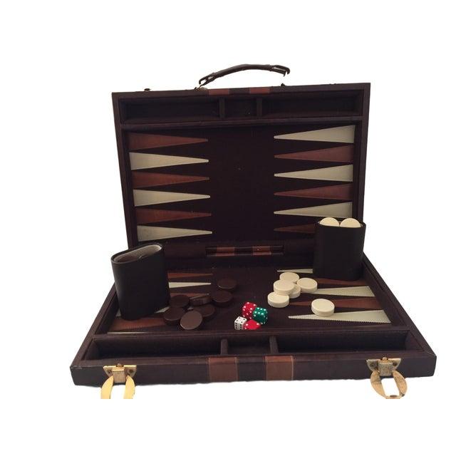Vintage Backgammon Set - Image 5 of 5
