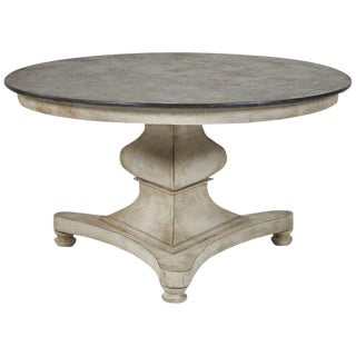 Empire Painted Breakfast Table For Sale
