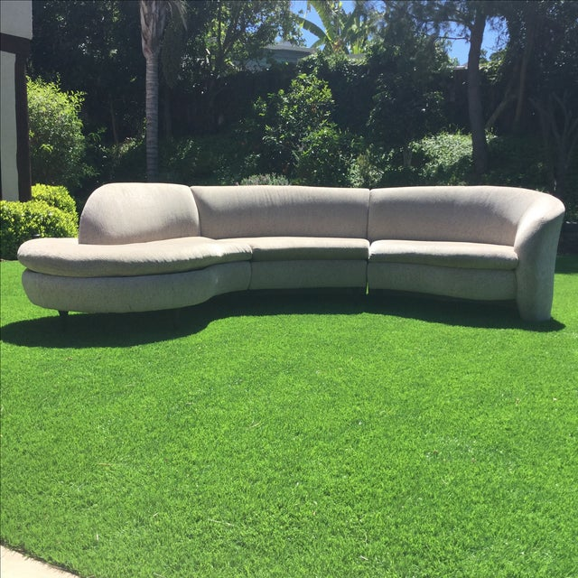 Weiman/Preview Contemporary Sectional - Image 2 of 5