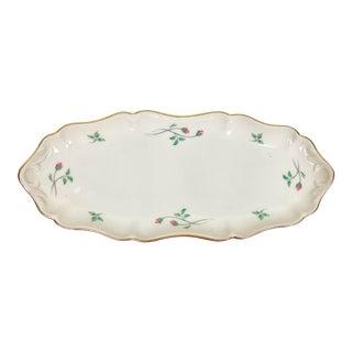 Vintage Lennox Ceramic Serving Dish For Sale