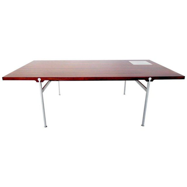 Sofa Table by Illum Wikkelsø for Søren Willadsen Møbelfabrik, Denmark, 1960s - Image 8 of 8