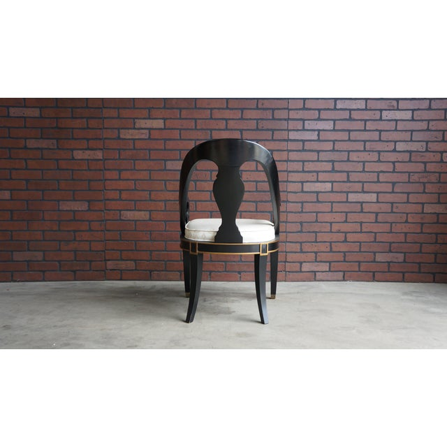 Late 20th Century Karges Neoclassical Dining Chairs - Set of 6 For Sale - Image 5 of 11