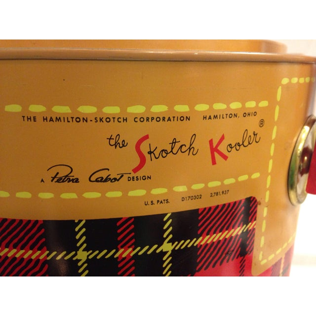 Vintage Cooler Bucket / Ice Bucket - the Skotch Kooler - Image 3 of 4