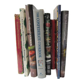 Vintage Russian Tea Room, Commanders Palace Cookbook & More- 8 Pieces For Sale