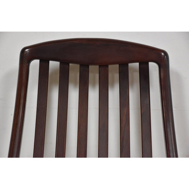 Danish Modern Dining Chairs - Set of 8 - Image 7 of 9
