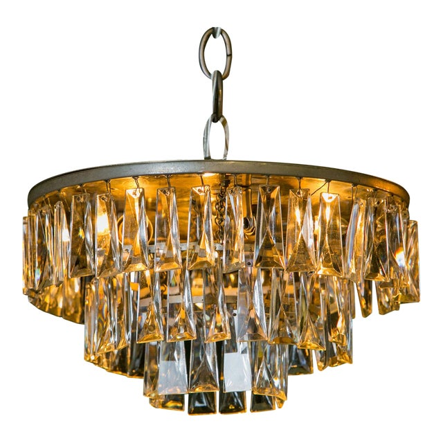 Vintage French Chandelier For Sale