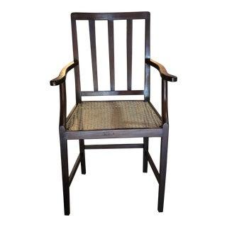Nebun Wood Armchair From Sri Lanka For Sale