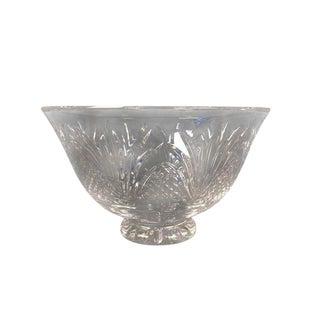 Waterford Crystal Diamond Cut Bowl