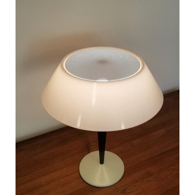 Lightolier 1960s Rewired Gerald Thurston Table Lamp for Lightolier For Sale - Image 4 of 13