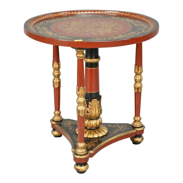 Colorful Accent Table For Sale