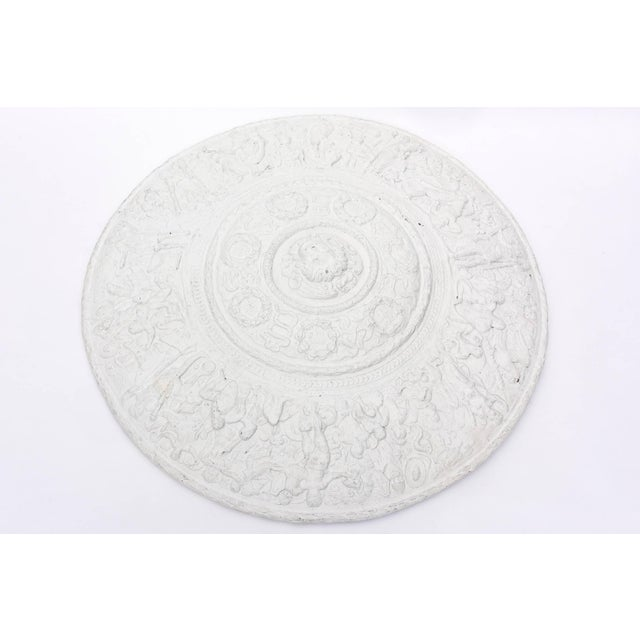 This wall relief sculpture is so very Italian and came from the Fountain Blue Hotel in Miami Beach originally from the...