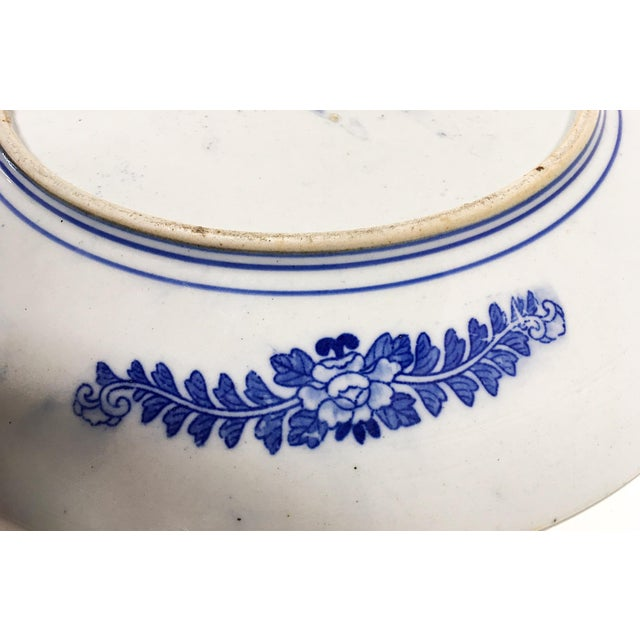 Large 19th-C. Imari Charger - Image 10 of 11