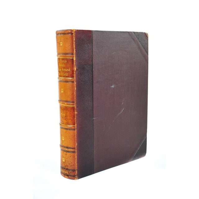 Sir Francis Drake's Voyage Around the World Book For Sale