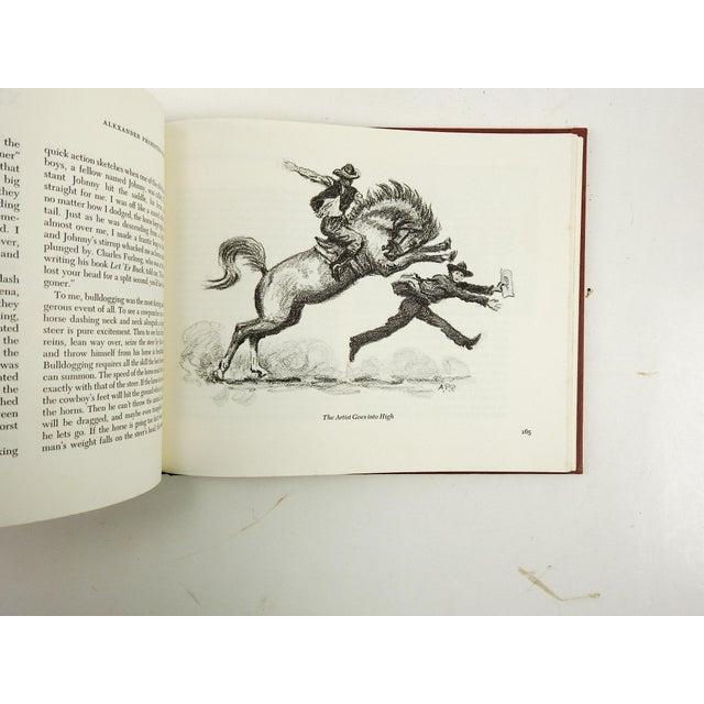 "Alexander P. Proctor ""Sculptor in Buckskin"" 1971 Book - Image 8 of 11"
