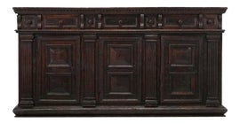 Image of Gothic Credenzas and Sideboards