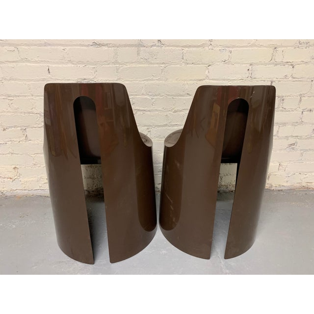1960s Mid-Century Overman Ab Tango Chairs - a Pair For Sale - Image 5 of 7