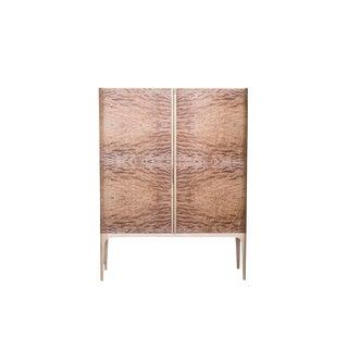 Tambour Bar - Maple by Poritz & Studio For Sale