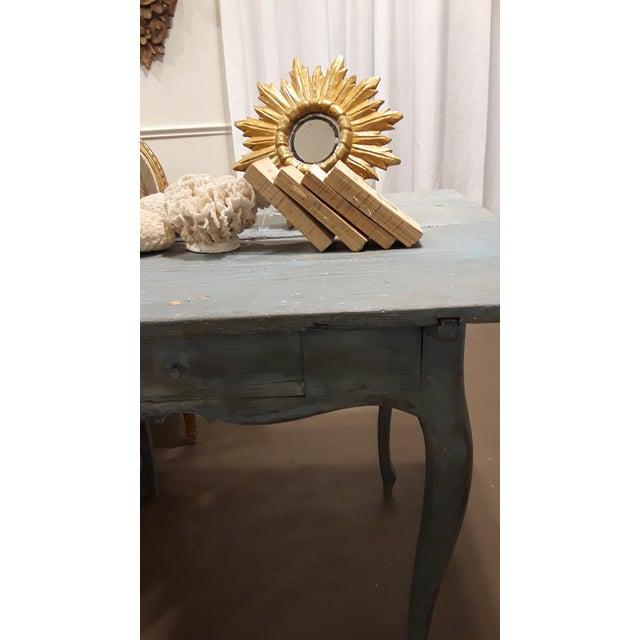 Vintage Sunburst Mirror - Image 4 of 4