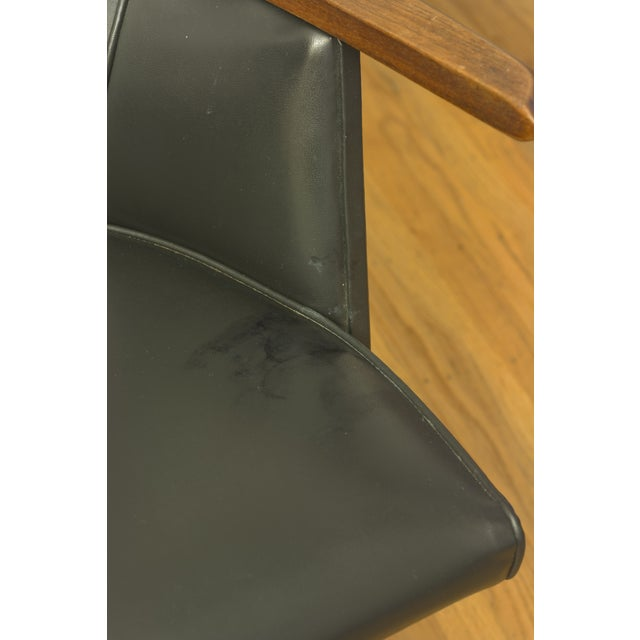 Mid Century Executive High Back Office Chair - Image 6 of 6