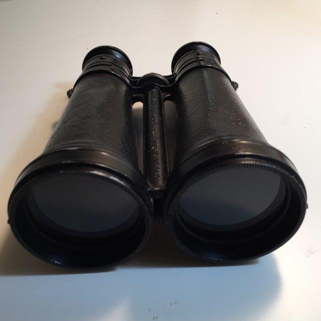 Wonderful antique binoculars that seem to work. The Conestoga Corporation, Bethlehem, PA. 1920s. Slight dents and minor...