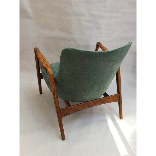 Mid-Century Modern 'Seal' Lounge Chair by Ib Kofod-Larsen For Sale In Seattle - Image 6 of 11