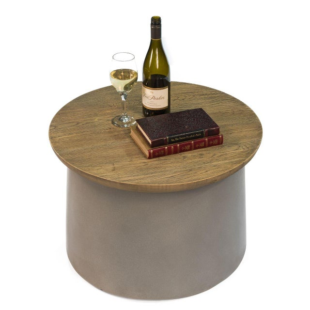2010s Sarreid Ltd Malina Side Table For Sale - Image 5 of 5