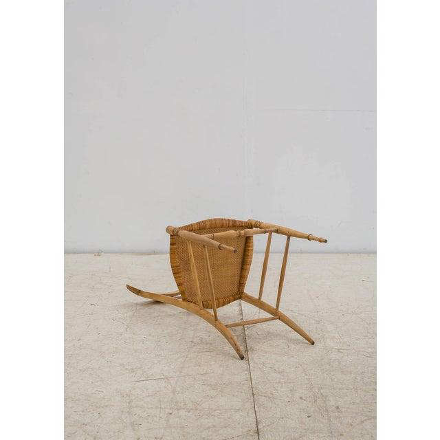 Tan Italian Campanino Chair by Chiavari Giuseppe Gaetano Descalzi, 1807 For Sale - Image 8 of 10