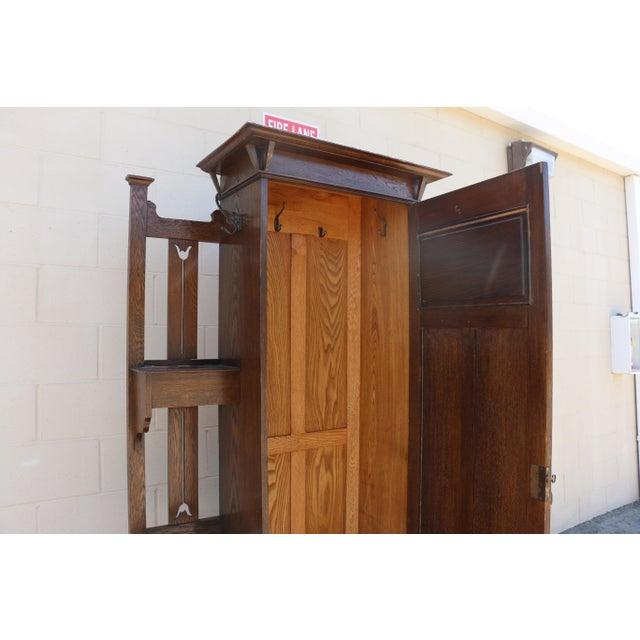 Antique Curio Cabinet - Image 5 of 9