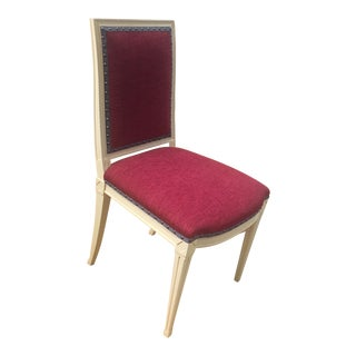 Hickory Chair Amsterdam Dining Chair Showroom Sample For Sale