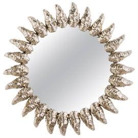 Image of Newly Made Sunburst Mirrors