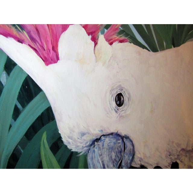 Large Original Cockatoo Painting - Image 3 of 5