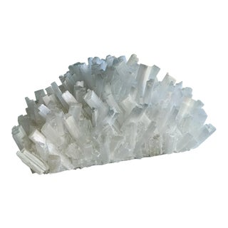 Kathryn McCoy Selenite Crystal Sculpture For Sale