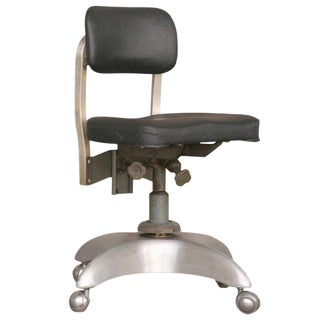 Industrial Tanker Office Chair by Good Form For Sale