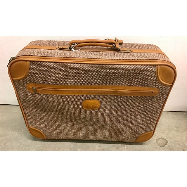 Made with % Polyester, this luggage set includes 3 uprights with 2