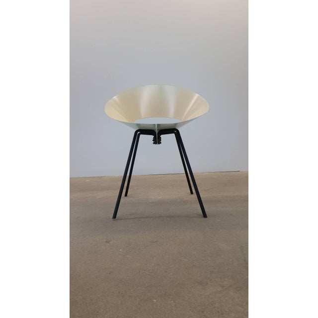 Model #132 chair designed in 1948 by Donald Knorr for Knoll Associates. You don't often see these chairs, as it was only...
