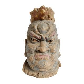 Vajra Warrior Head For Sale