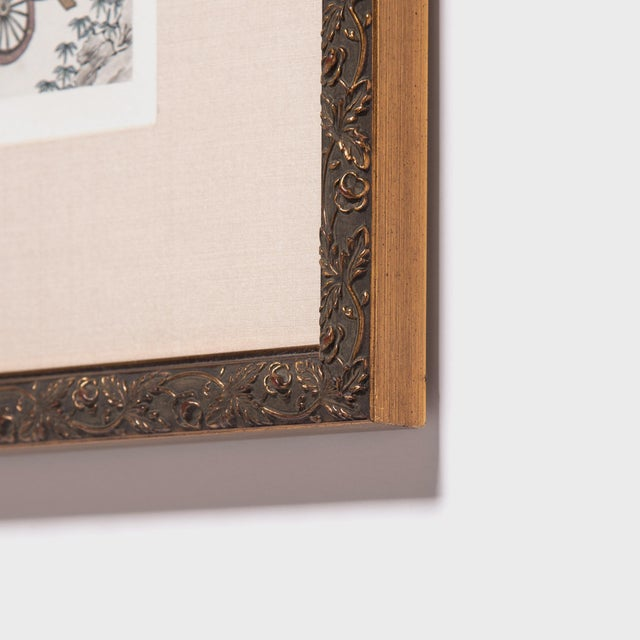 Framed Chinese Qing Erotic Album Leaf For Sale - Image 4 of 5