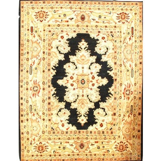 "Pasargad N Y Sultanabad Wool Rug - 8'1 "" X 10'1"" For Sale"