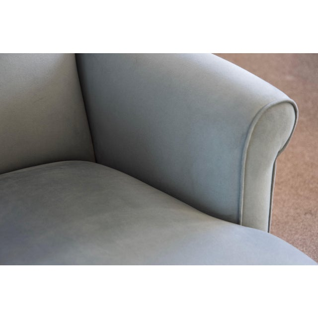 Donghia Donghia Club Chairs Set 2 For Sale - Image 4 of 13