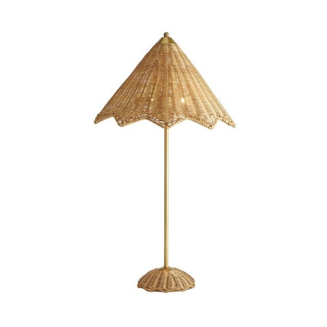 Celerie Kemble for Arteriors Parasol Lamp For Sale In Dallas - Image 6 of 6