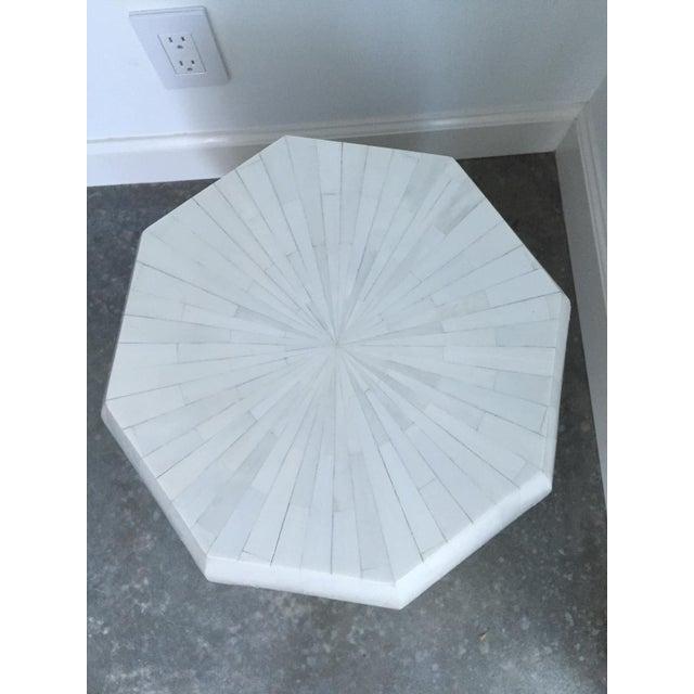 Ironies Bone Drum Side Table - Image 4 of 4