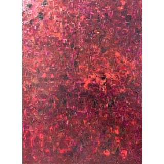 """""""Virgin Color Infinity #6"""", Original Abstract Oil Painting on Canvas by Tim Hovde For Sale"""