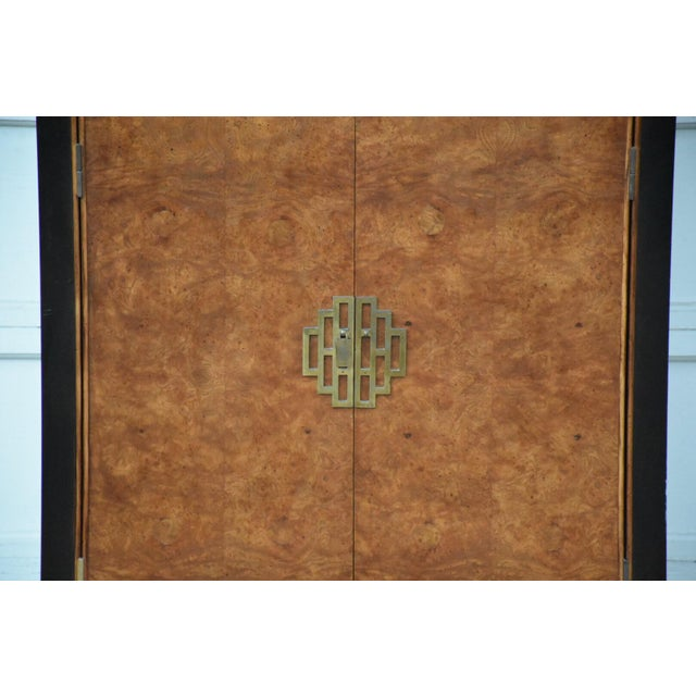 Century Furniture Chin Hua Collection Armoire - Image 7 of 11