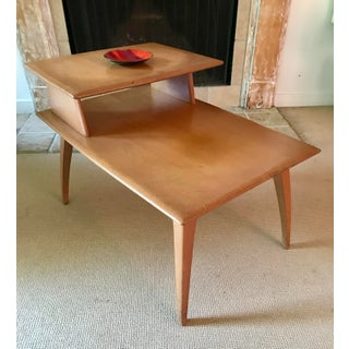 Mid Century Side Table Heywood Wakefield Preview