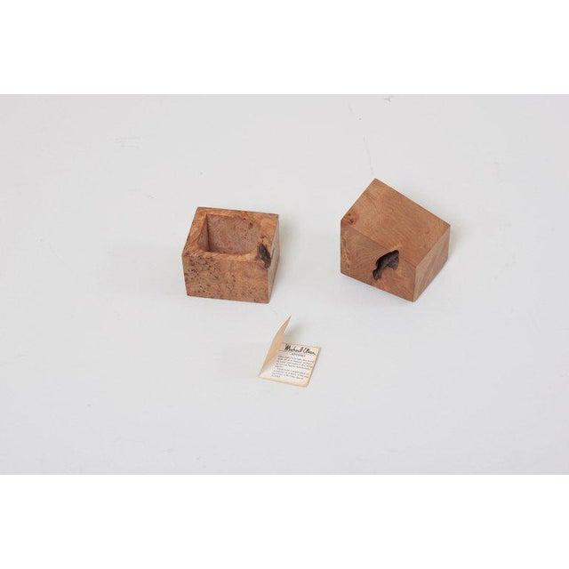 Michael Elkan Studio Box by American Craftsman Michael Elkan, Us 'No 3' For Sale - Image 4 of 6