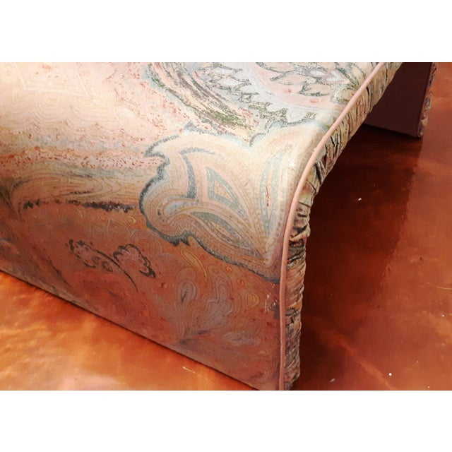 Waterfall Benches- a Pair For Sale - Image 12 of 13