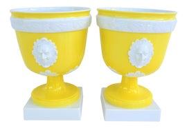 Image of Porcelain Cachepot
