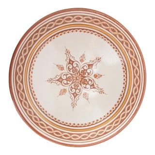 Atlas Star Ceramic Plate For Sale
