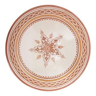Atlas Star Ceramic Plate