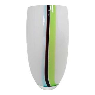 Murano Vase For Sale